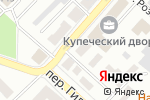 Схема проезда до компании Мир недвижимости в Бийске