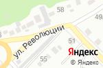 Схема проезда до компании Компания по продаже и установке автостекол в Бийске