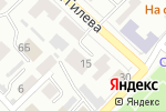 Схема проезда до компании Всероссийское общество инвалидов в Бийске