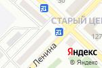 Схема проезда до компании Управление капитального строительства Администрации г. Бийска в Бийске