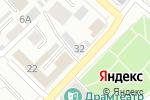 Схема проезда до компании Художественная мастерская Николая Никонова в Бийске