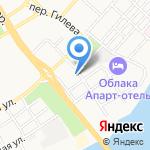 Русское оружие на карте Бийска