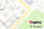 Схема проезда до компании Центр общественных объединений г. Бийска в Бийске