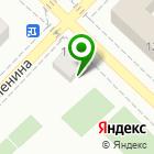 Местоположение компании Сибирь-Декор