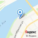 Бийский литейно-механический завод на карте Бийска