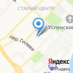Фонд социального страхования РФ на карте Бийска