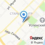 Суши Лайк на карте Бийска