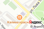 Схема проезда до компании АлтайМедтехника в Бийске