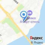 Ручная рубка на карте Бийска