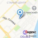 УЧЕБНЫЙ ЦЕНТР на карте Бийска