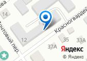 БИО-БАН на карте