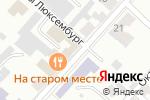 Схема проезда до компании АлтайФлора в Бийске
