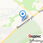 Autoyama на карте Бийска