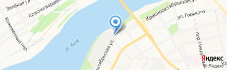 ИТ-Макс на карте Бийска