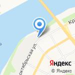 Бийский котельно-механический завод на карте Бийска