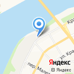 Бийская транспортная компания на карте Бийска