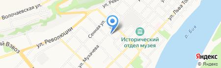 Встреча на карте Бийска