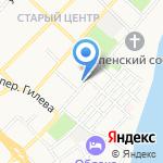 Барнаул Газ-Сервис на карте Бийска