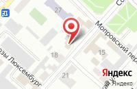 Схема проезда до компании Ресторан «Провинция» в Бийске