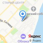 Адвокатский кабинет Сычевой Н.Н. на карте Бийска