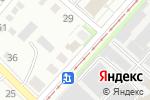 Схема проезда до компании Моя земля в Бийске