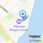 Межрайонная инспекция Федеральной налоговой службы №1 по Алтайскому краю на карте Бийска