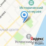 Центральная городская библиотека им. В.М. Шукшина на карте Бийска
