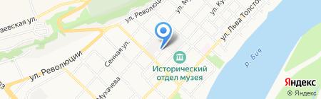 Банкомат Альфа-Банк на карте Бийска