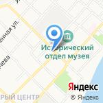 Алтайская краевая коллегия адвокатов Бийского района на карте Бийска