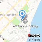 Прокуратура г. Бийска на карте Бийска