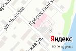 Схема проезда до компании Скорая медицинская помощь в Бийске