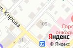 Схема проезда до компании Барыня Сударыня в Бийске