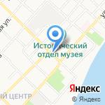 СпецМонтажСервис на карте Бийска