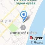 Магазин канцелярских товаров на карте Бийска