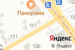 Схема проезда до компании Парикмахерская в Бийске