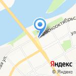 Монтажная служба на карте Бийска