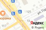 Схема проезда до компании Аккорд в Бийске