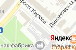 Схема проезда до компании Лавка Здоровья в Бийске