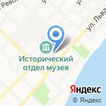 РСТК-Логистик на карте Бийска