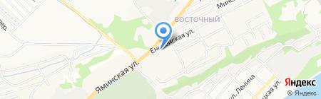 Спас-Сервис на карте Бийска