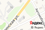 Схема проезда до компании Магазин-склад в Бийске