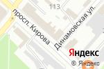 Схема проезда до компании Магазин ковров в Бийске
