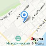 Всероссийское общество глухих на карте Бийска