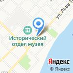 Ольга на карте Бийска