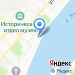 Центр занятости населения г. Бийска на карте Бийска