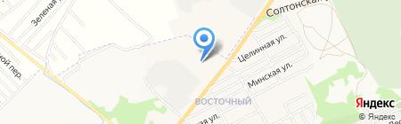 Детская поликлиника на карте Бийска