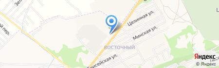 АвтоГАЗель на карте Бийска