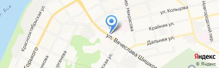 ТАНКОМОБИЛЬ на карте Бийска