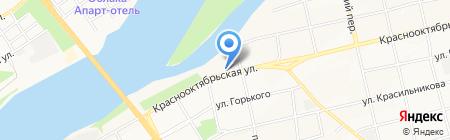 АлтайСтартер на карте Бийска