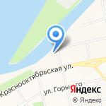 СТО на Садовой на карте Бийска